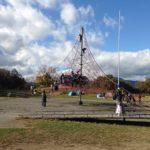 【滋賀県】大人から子供まで楽しめる無料遊び場、矢橋帰帆島公園。大人気の秘密とは?