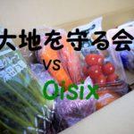【有機野菜宅配】大地を守る会の評判は?実際試してオイシックスと何が違ったのか口コミレポします